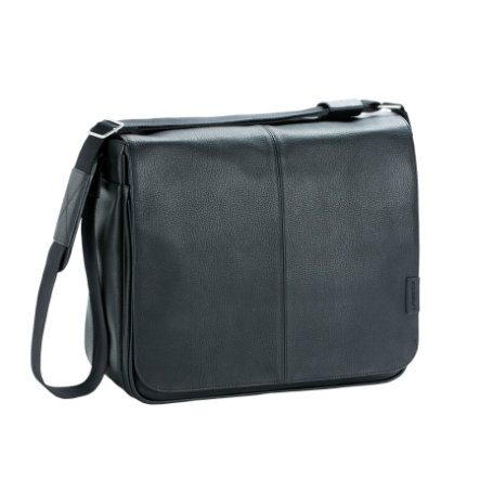 LÄSSIG Wickeltasche Tender Toby Bag black