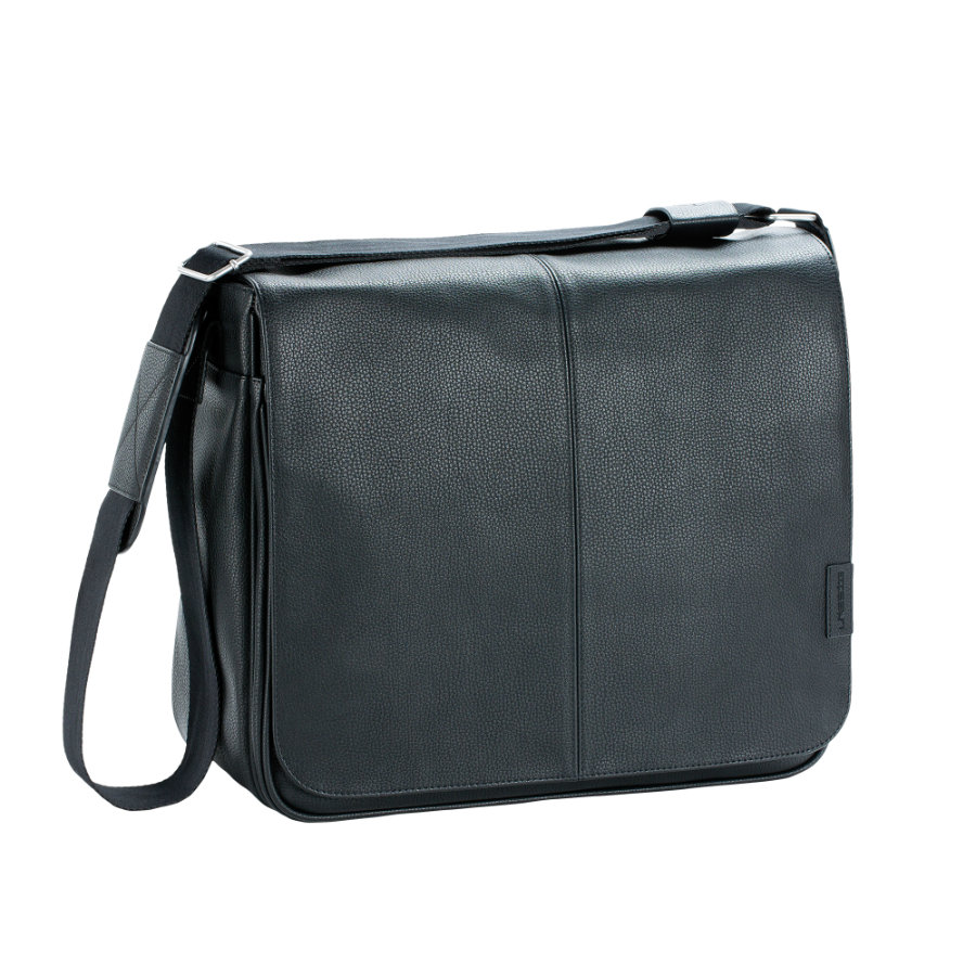 LÄSSIG Luiertas Tender Toby Bag black