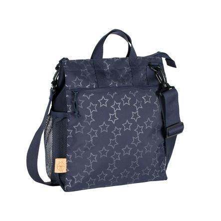 LÄSSIG Wickeltasche Casual Buggy Bag Reflective Star navy