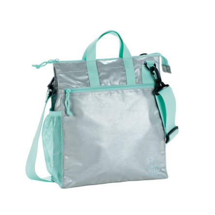 LÄSSIG Skötväska Casual Buggy Bag full reflective