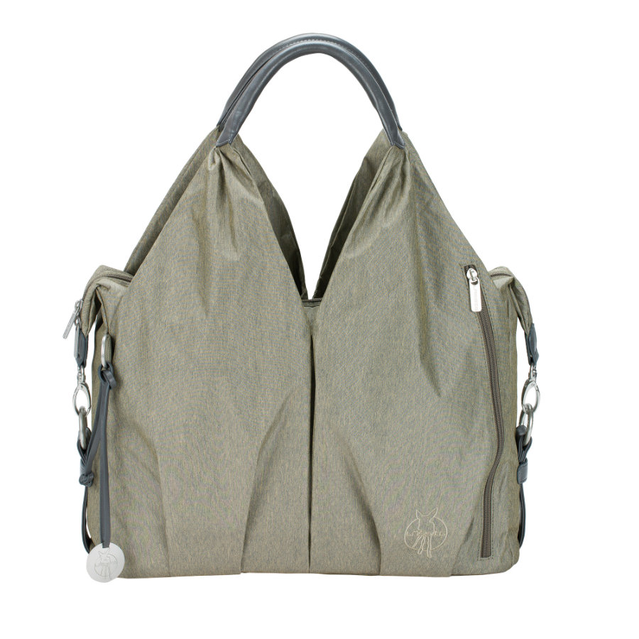 LÄSSIG Green Label Neckline Bag Spin Dye gold melange
