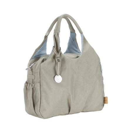 LÄSSIG Skötväska Green Label Global Bag Ecoya sand