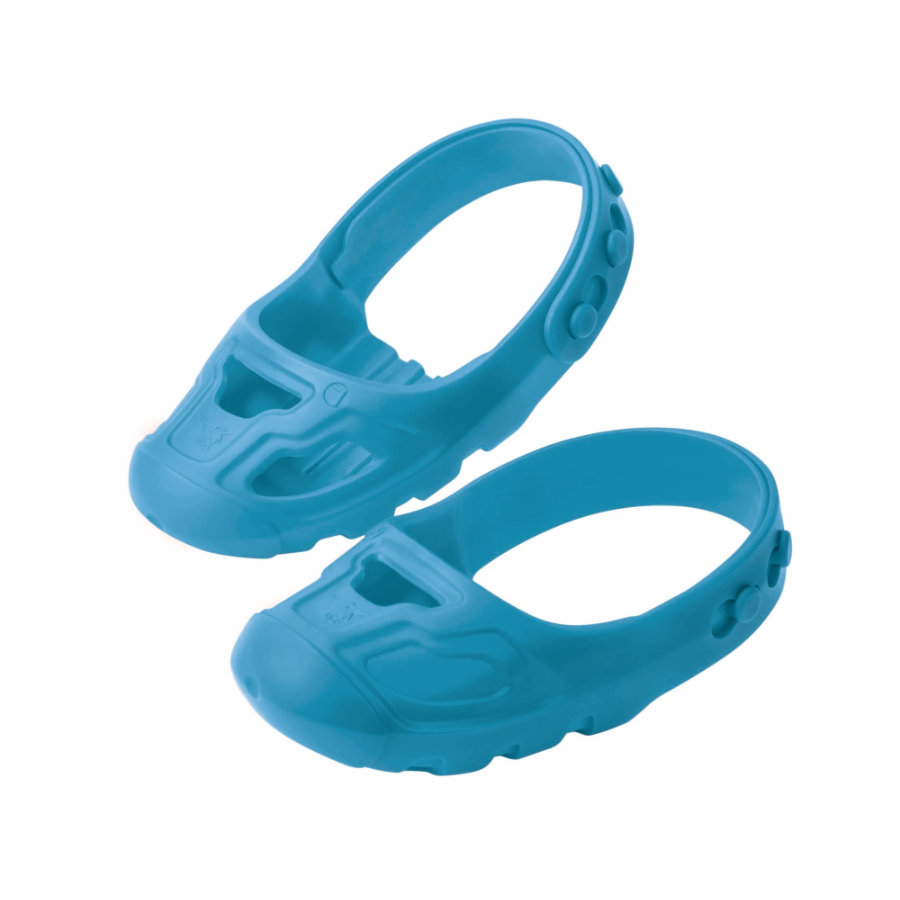 BIG Schoenbescherming- Shoe Care, blauw