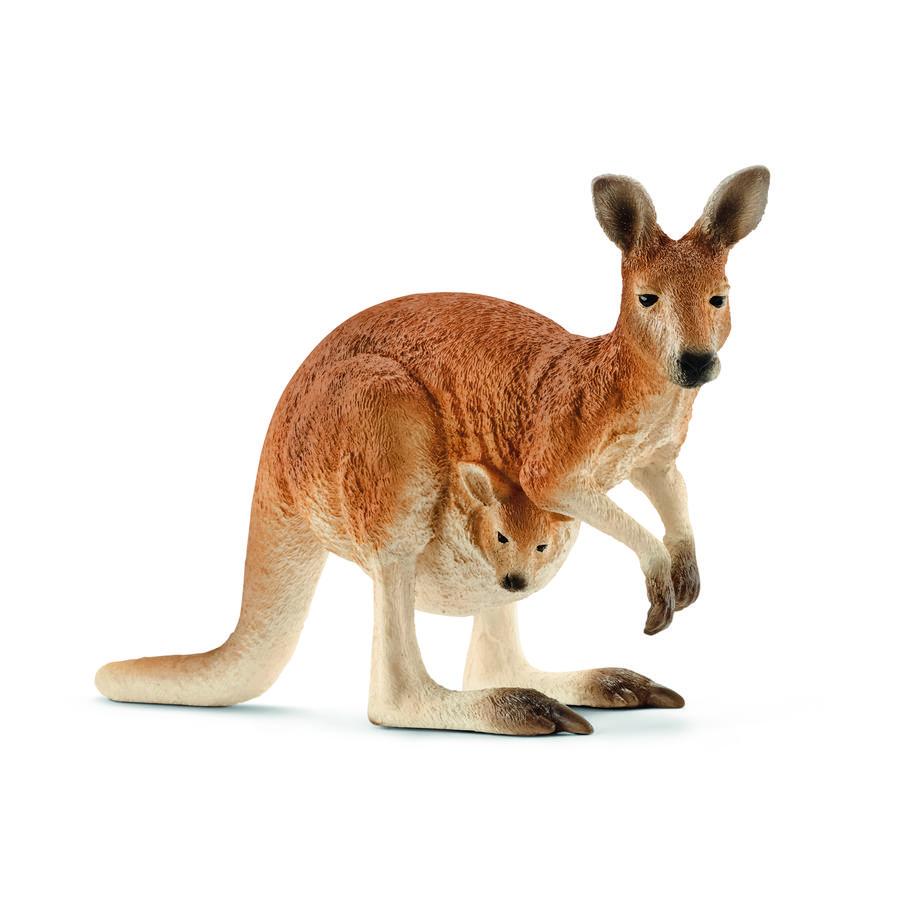 Schleich Figurine kangourou 14756