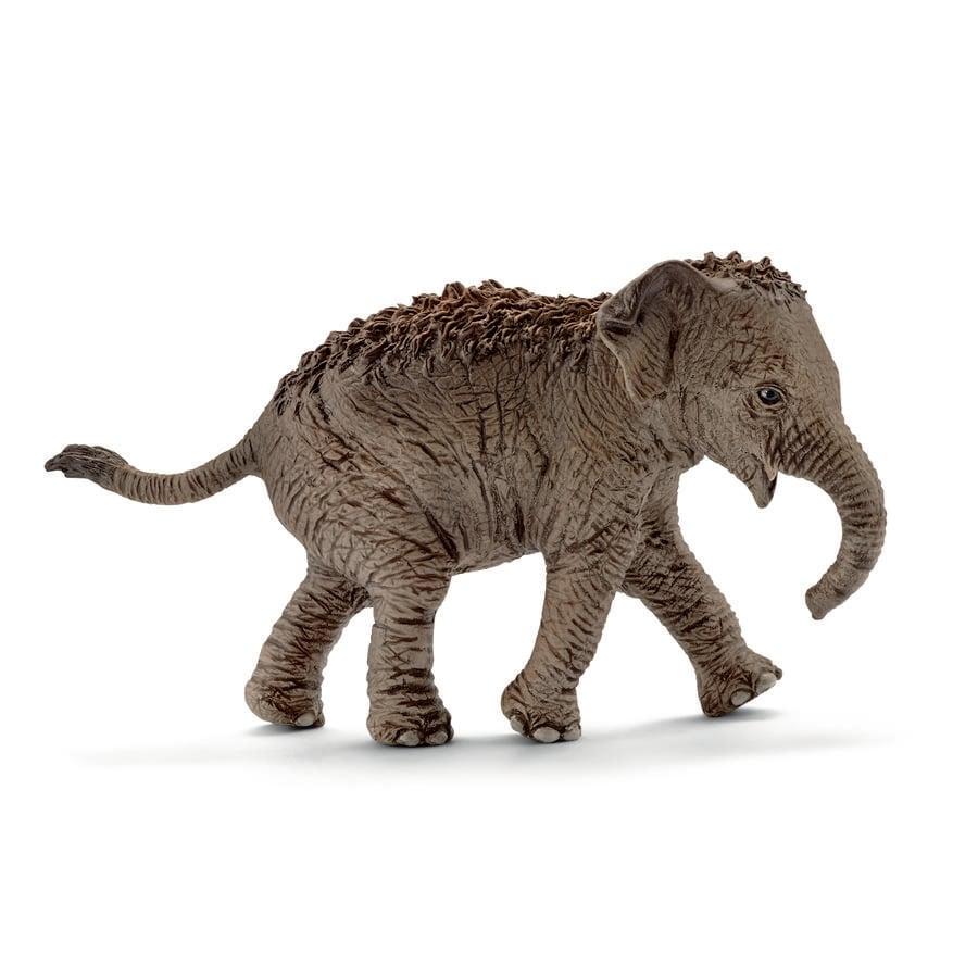 Schleich Asiatico Elefant en baby 14755
