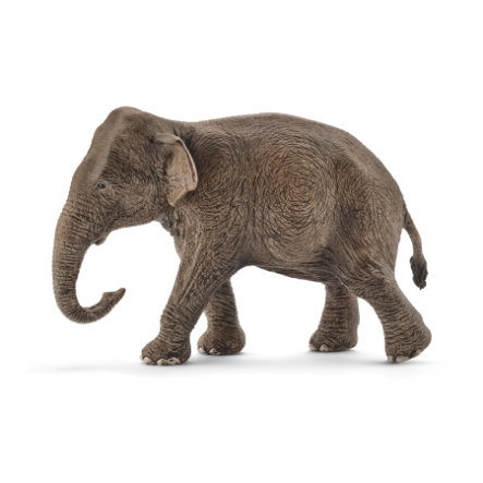 Schleich Asiatisk elefant, hunn 14753