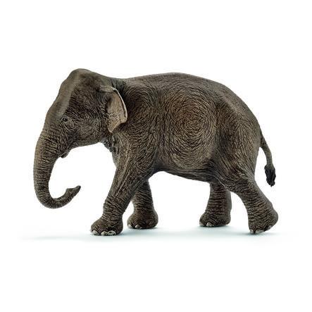 SCHLEICH Elefante asiático hembra 14753