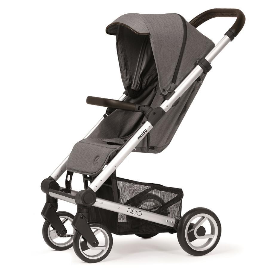 mutsy Wózek dziecięcy Nexo Ash Melange