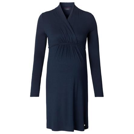 ESPRIT Umstandskleid blau