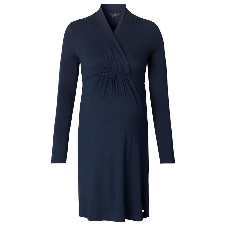ESPRIT Těhotenské šaty modré