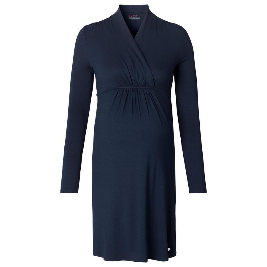 ESPRIT Vestido premamá azul