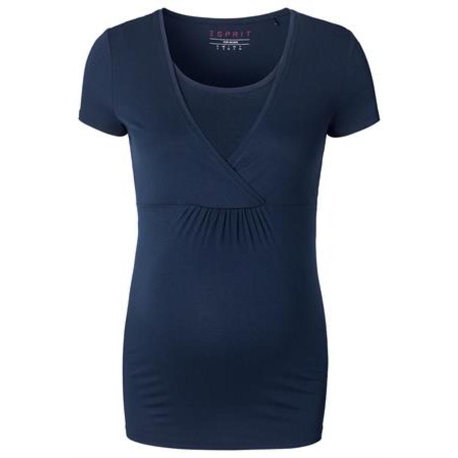 ESPRIT Moederschap T-Shirt blauw