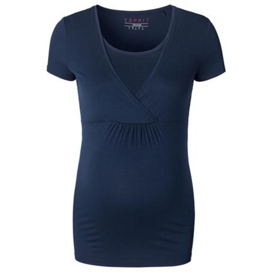 ESPRIT Těhotenské tričko modré