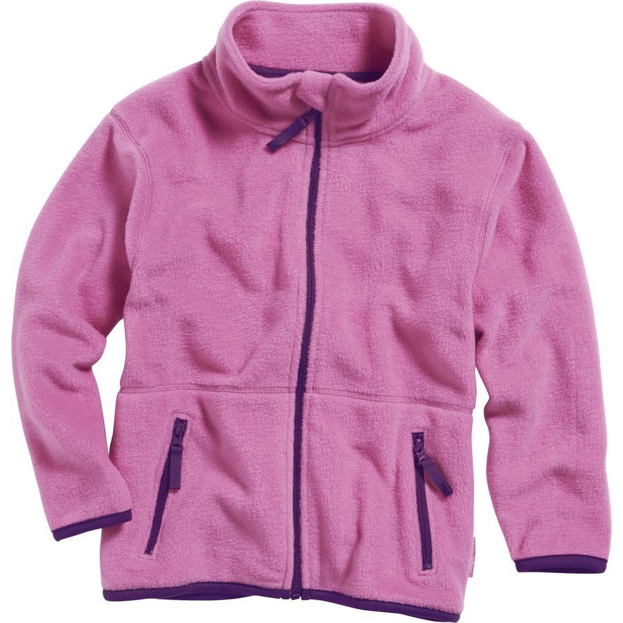 Playshoes Flísová bunda pink