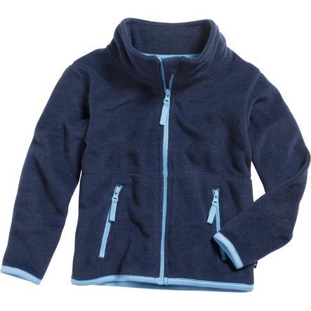 Playshoes Flísová bunda modrá