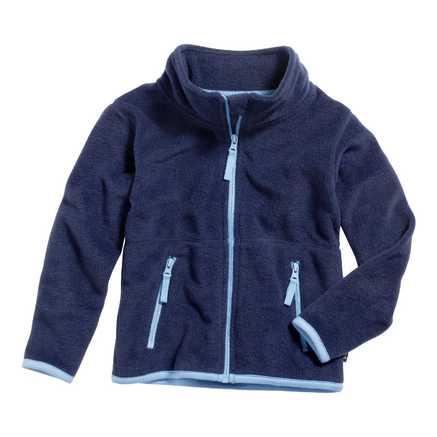 Playshoes Veste polaire bleu