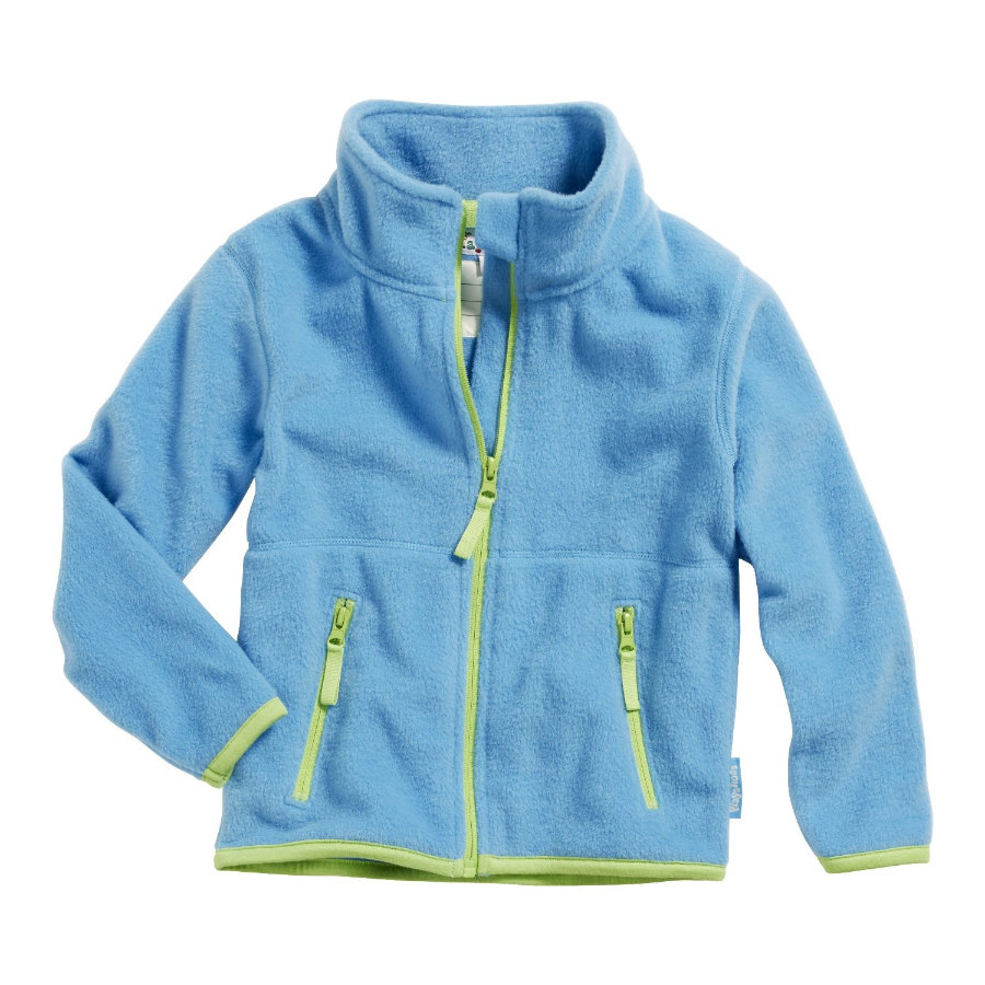 Playshoes Fleece-Jacke hellblau