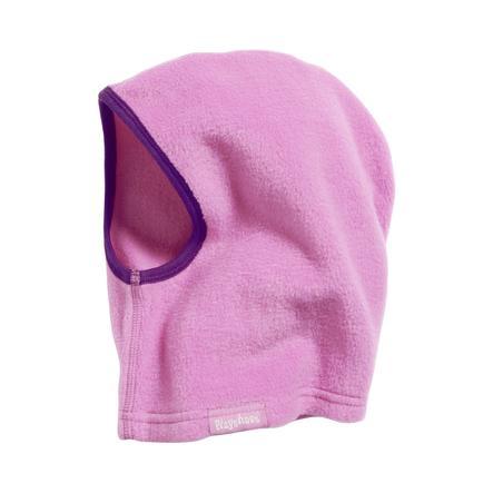 Playshoes Fleece-Schlupfmütze pink