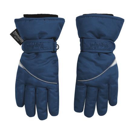 Playshoes Handskar, blå