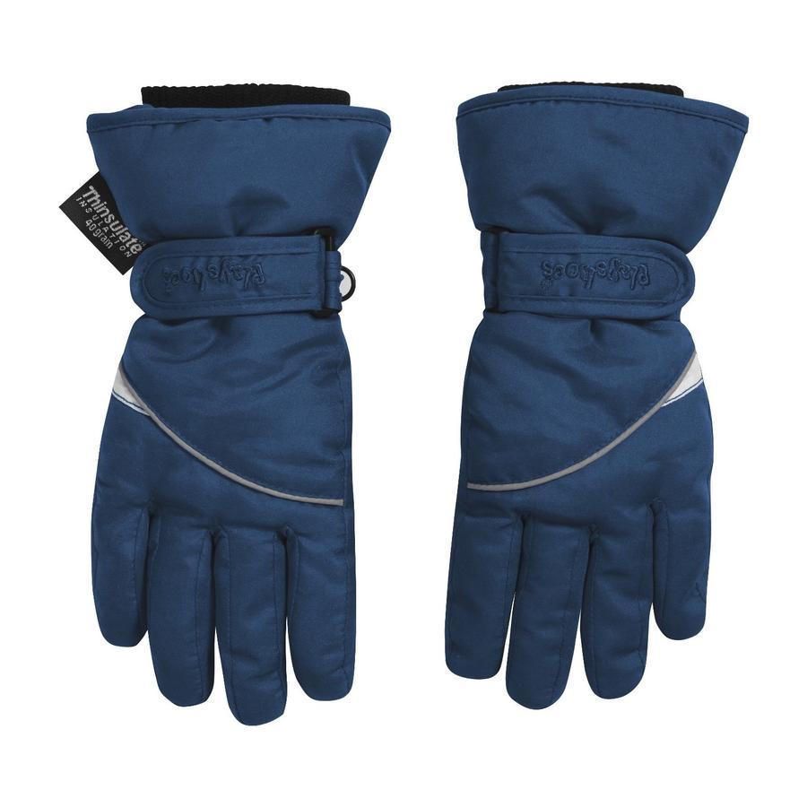 Playshoes rukavice modré