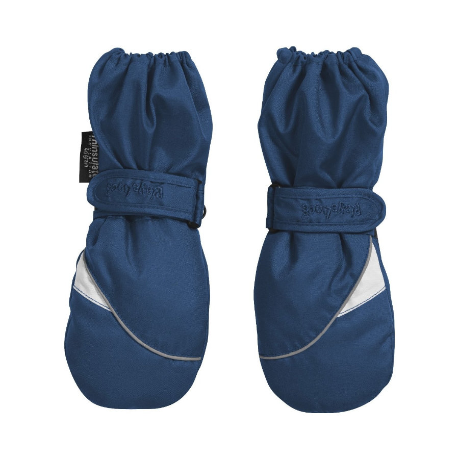 Playshoes Fäustlinge blau