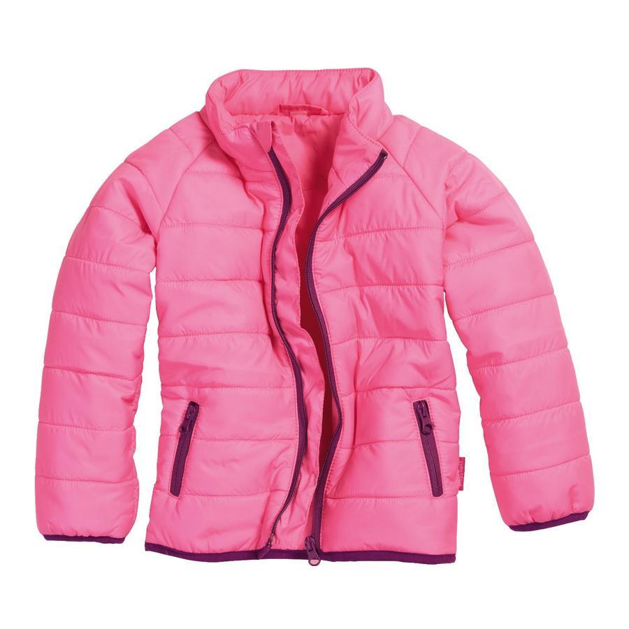 Playshoes Prošívaná bunda pink