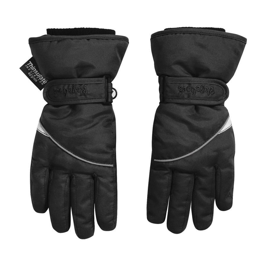 Playshoes prstové rukavice černé