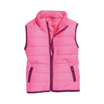 Playshoes Kamizelka pikowana, pink