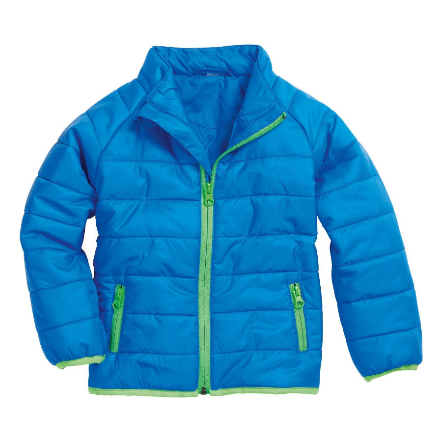Playshoes Steppjacke blau