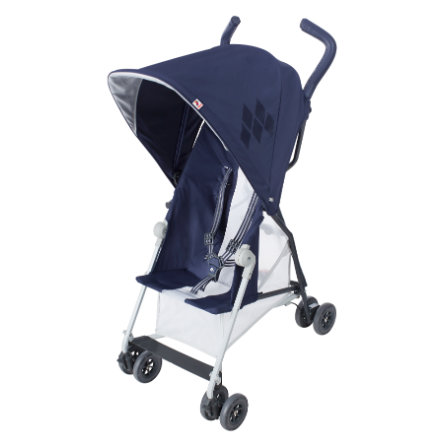 MACLAREN Klapvogn Mark II Recline midnight navy