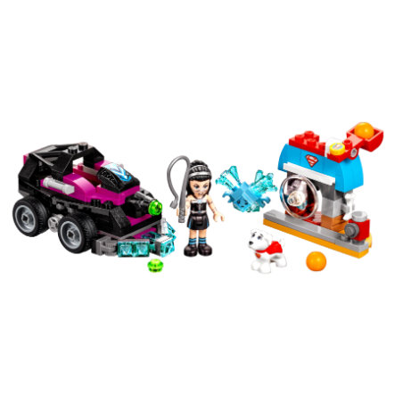 LEGO® DC Super Girls™ Lashinas pansarbil 41233