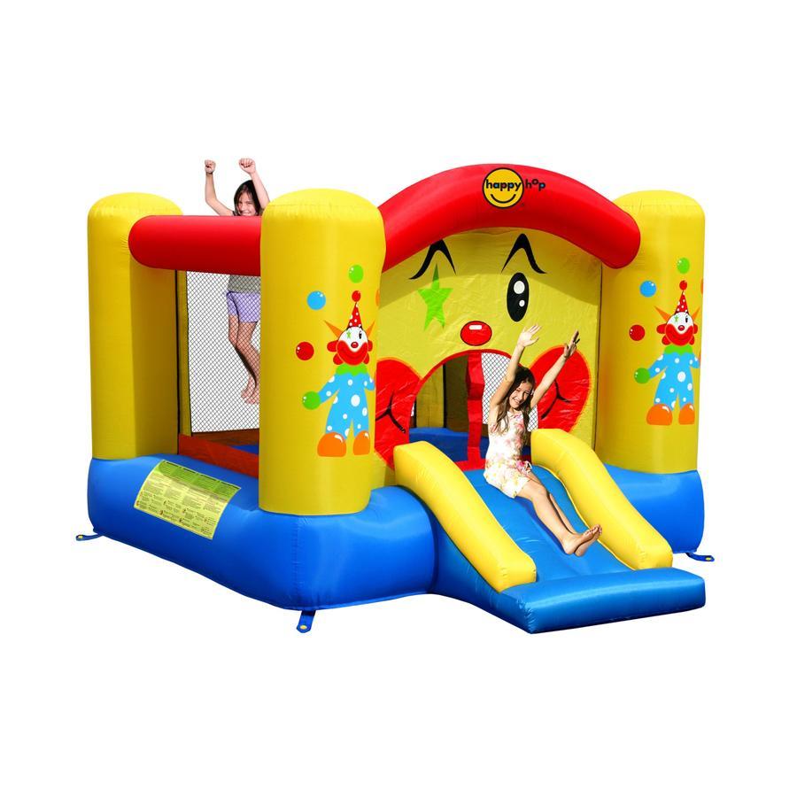 happyhop Dmuchany zamek - Clown