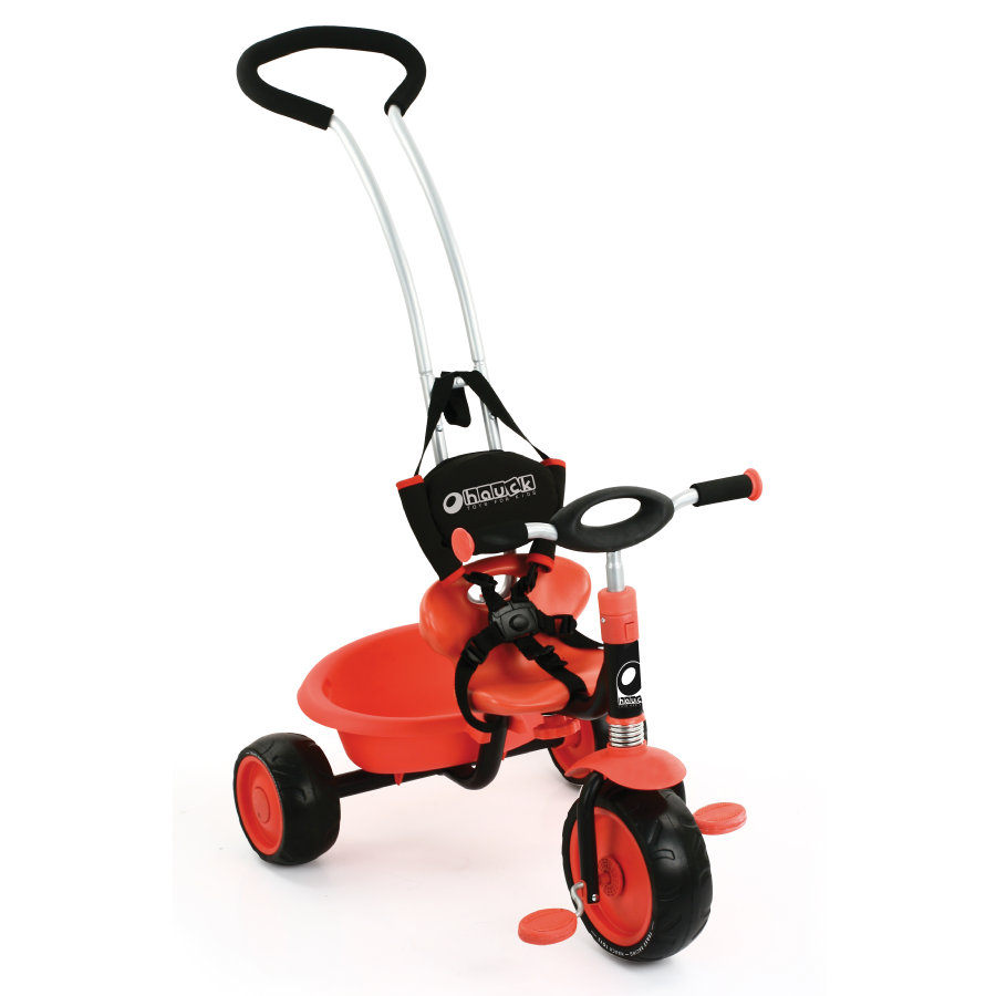 hauck TOYS - Tricycle Prema, Tomato Red