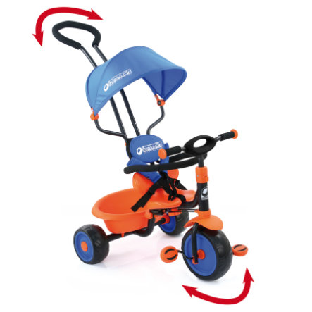 hauck TOYS - Tricycle Explorer, Royal