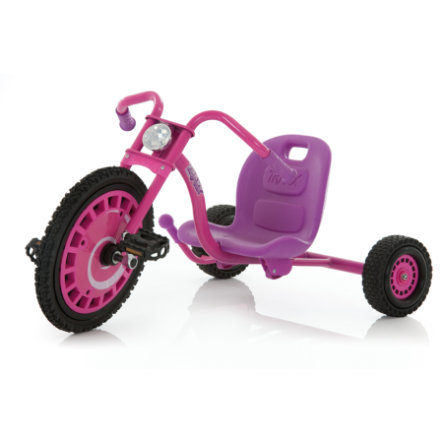 hauck TOYS - Triciclo-Chopper Typhoon, Pink Purple
