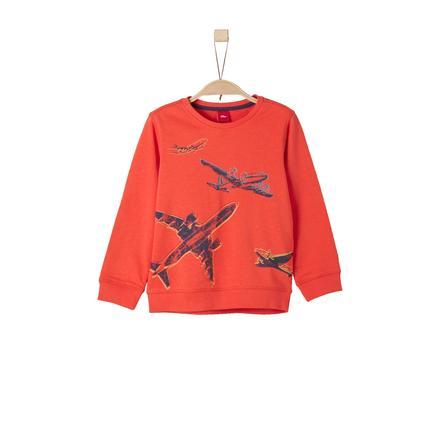 s.Oliver Boys Sweatshirt red