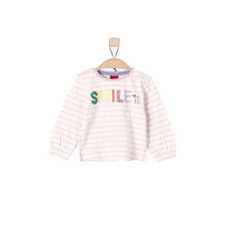 s.Oliver Långärmad tröja stripes