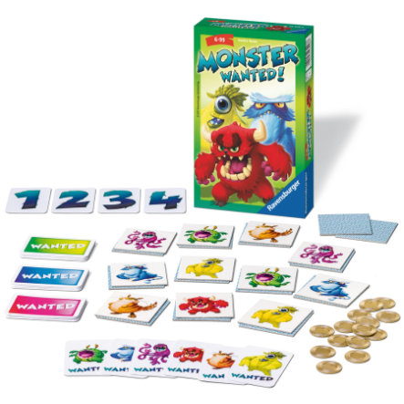 Ravensburger Monster Wanted