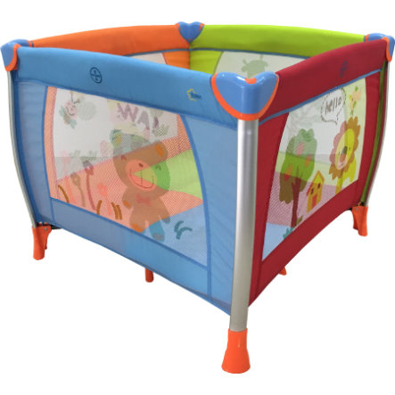 Fillikid Box Alluminio multicolor