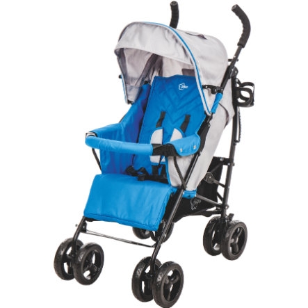 fillikid Silla de paseo reclinable Jan azul