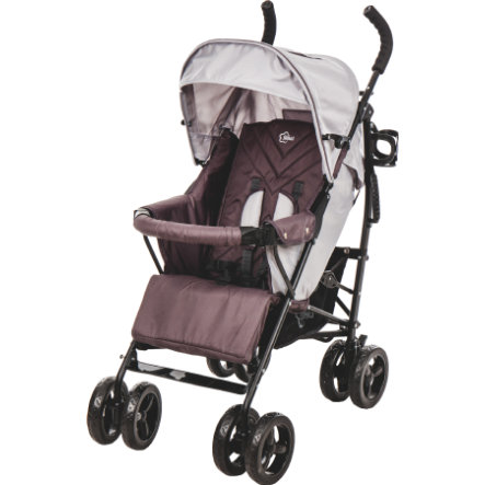 fillikid Silla de paseo reclinable Jan color antracita