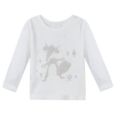 ESPRIT Newborn Koszulka w stylu Long style off white