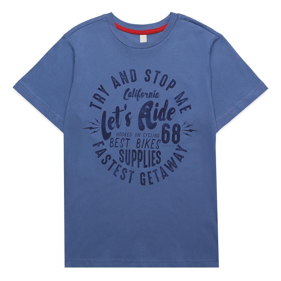 ESPRIT T-shirt för barn blå
