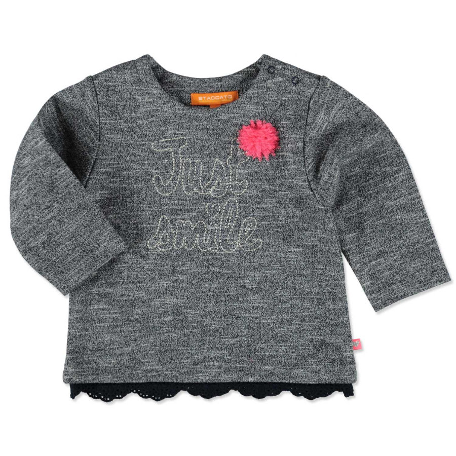 STACCATO Girl S Sweatshirt struttura marina