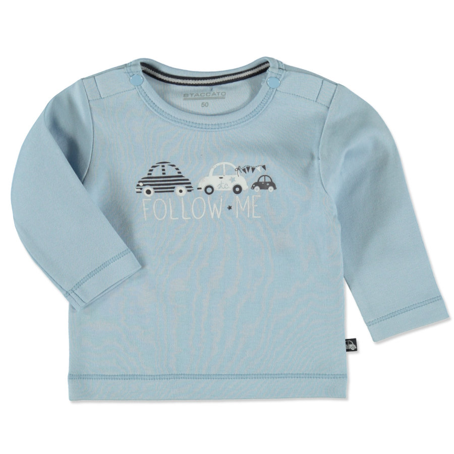 STACCATO Boys Shirt sky Auto