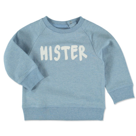 STACCATO Boys Sweatshirt light blue melange Mister Robot