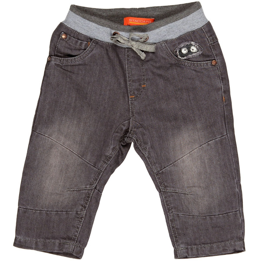 STACCATO Thermo jeans for gutter grå denim