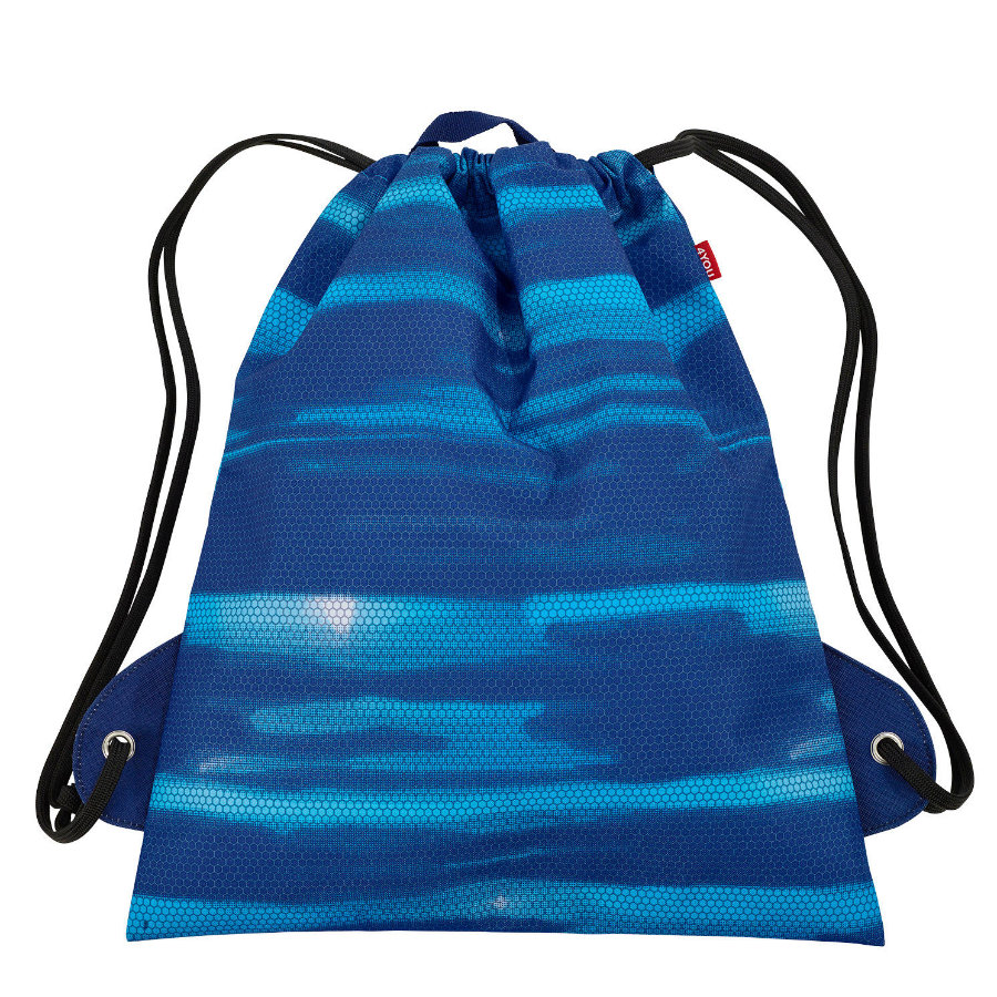 4YOU Festival Bag / Turnbeutel 883-00 Shades Blue