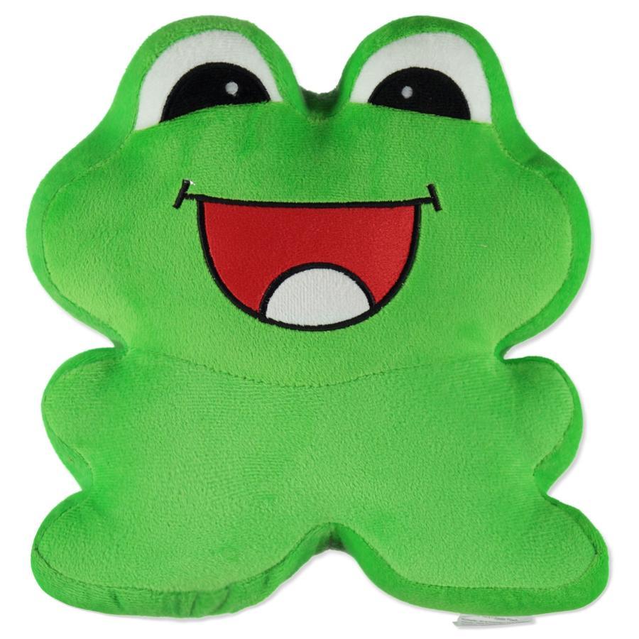 HÜTTE & CO Kinderkissen Tierform Frosch