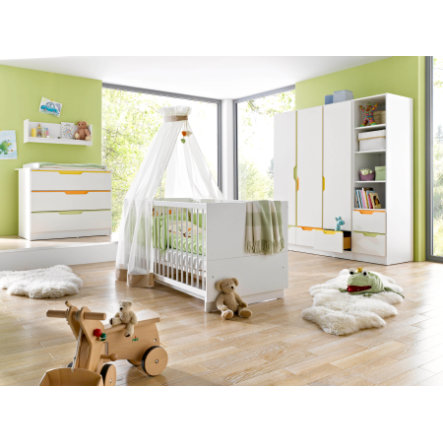 Geuther Kinderzimmer Fresh bunt